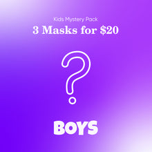 Load image into Gallery viewer, $20 Kids Mystery Pack (3-Pack) - Protect Styles