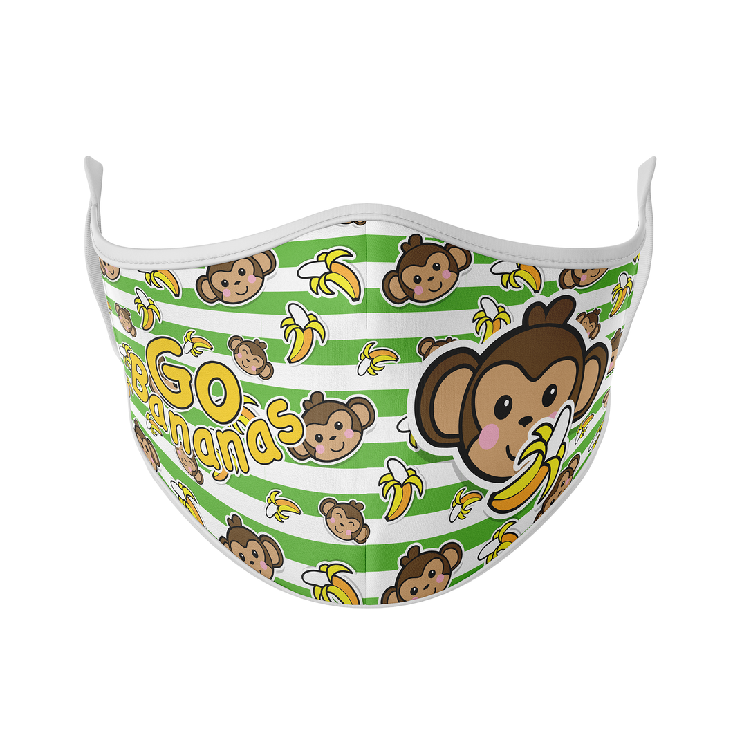 Little Monkeys Reusable Face Masks - Protect Styles