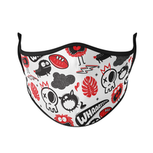 Load image into Gallery viewer, Monsters Reusable Face Masks - Protect Styles