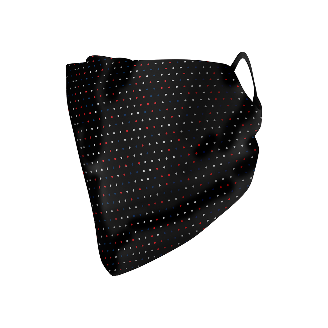 Multidots Hankie Mask - Protect Styles