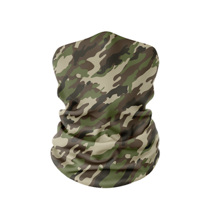 Muted Camo Neck Gaiter - Protect Styles