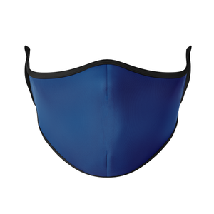 Solid Colours Reusable Face Masks - Protect Styles