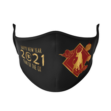 Load image into Gallery viewer, Lunar New Year Reusable Face Mask - Protect Styles