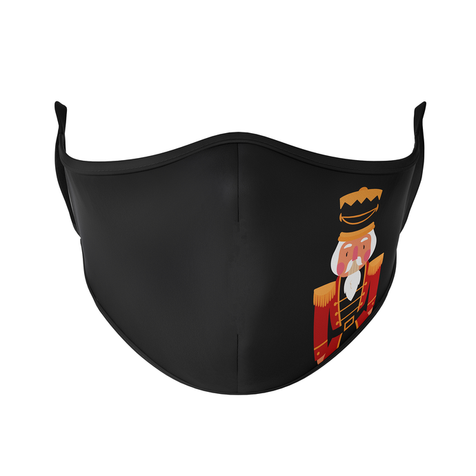 Nutcracker Reusable Face Masks - Protect Styles