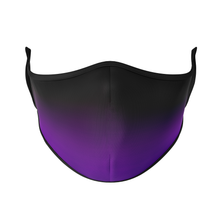 Load image into Gallery viewer, Ombre Reusable Face Masks - Protect Styles