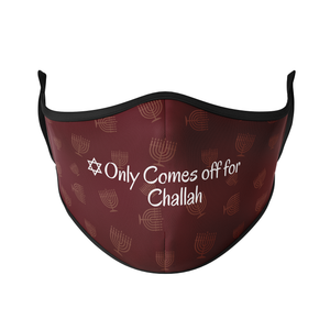 Only Comes off for Challah - Protect Styles