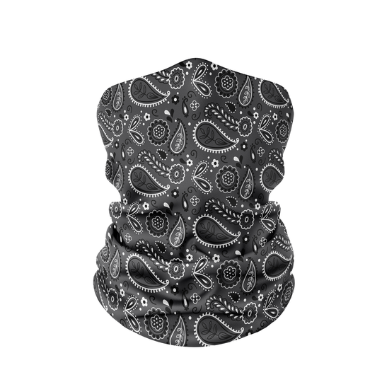 Paisley Neck Gaiter - Protect Styles