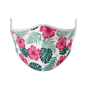 Hibiscus Reusable Face Masks - Protect Styles