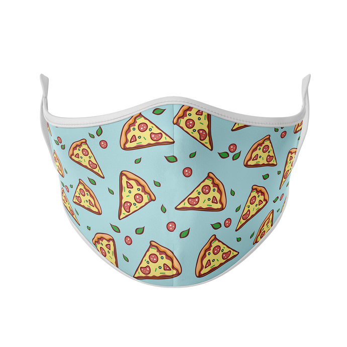 Pizza Reusable Face Masks - Protect Styles