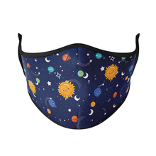 Load image into Gallery viewer, Planetary Reusable Face Masks - Protect Styles