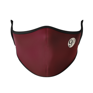Platform Reusable Face Mask - Protect Styles