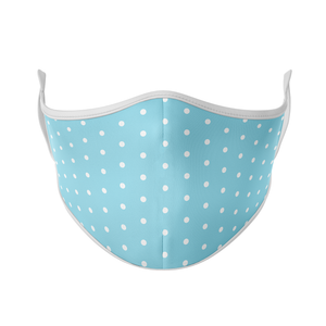 Polka Dots Reusable Face Masks - Protect Styles