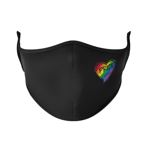Pride Reusable Face Masks - Protect Styles