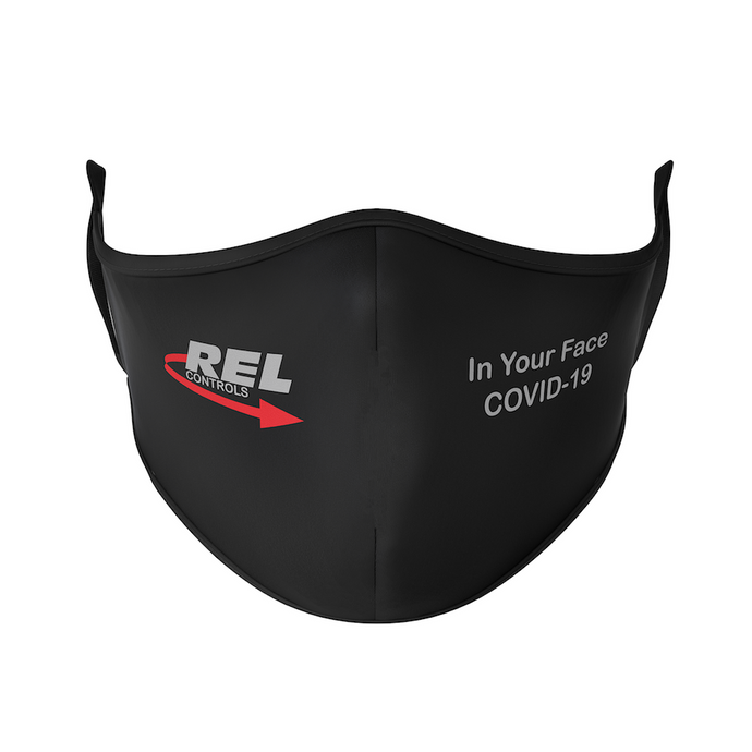 REL Controls Reusable Face Mask - Protect Styles