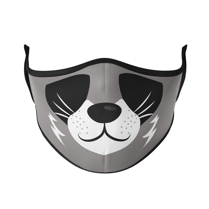 Racoon Dog Reusable Face Masks - Protect Styles