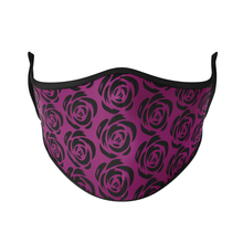 Load image into Gallery viewer, Roses Reusable Face Masks - Protect Styles