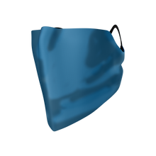 Load image into Gallery viewer, Solid Colour Hankie Mask - Protect Styles