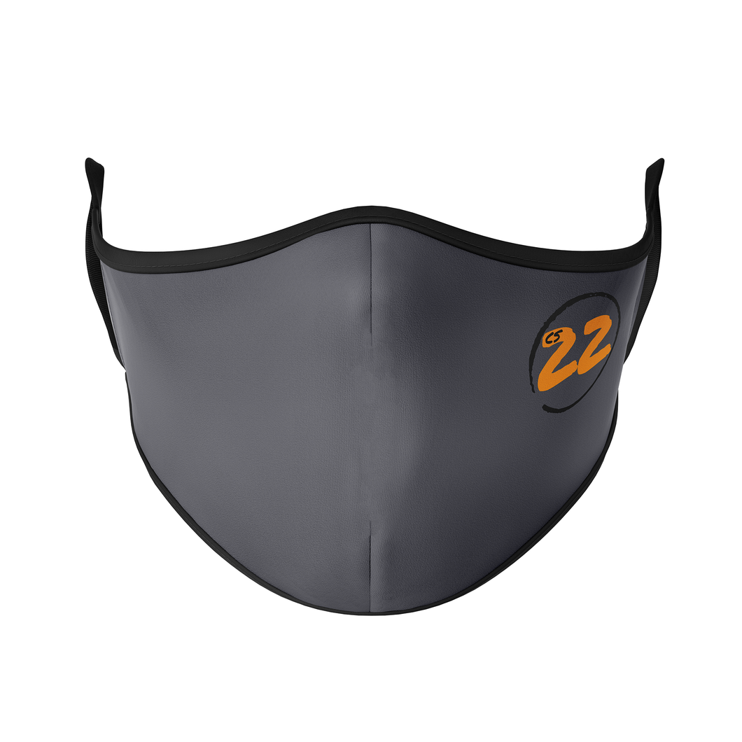Schrader Installations Reusable Face Masks - Protect Styles