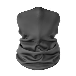 Solid Colour Neck Gaiter - Protect Styles