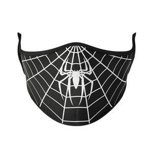 Spider Reusable Face Masks - Protect Styles