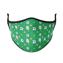 Load image into Gallery viewer, Sports Reusable Face Masks - Protect Styles