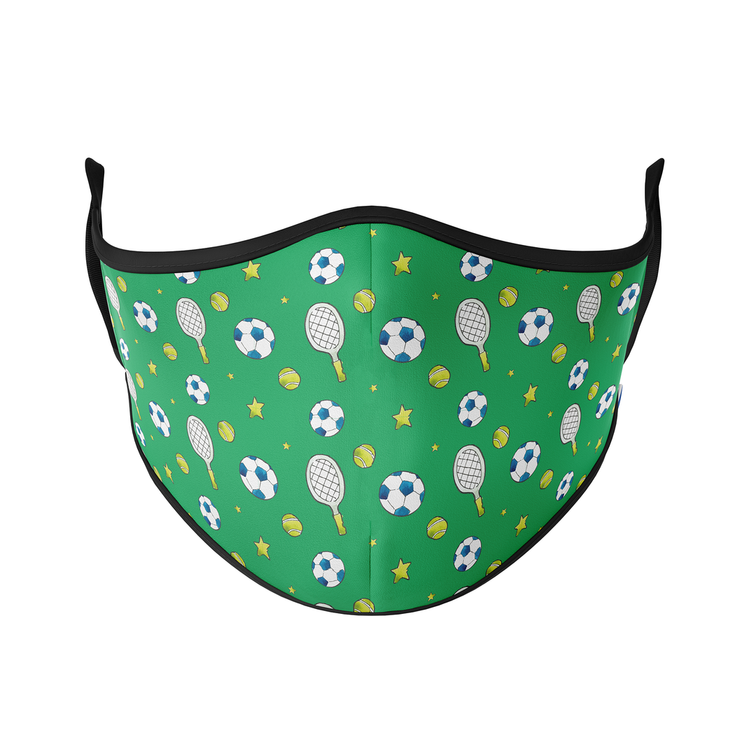 Sports Reusable Face Masks - Protect Styles