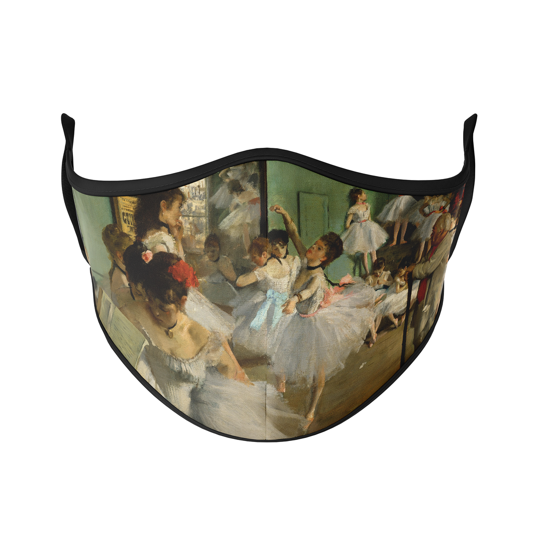 The Dance Class Reusable Face Masks - Protect Styles