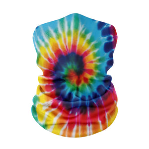 Tie Dye Neck Gaiter - Protect Styles