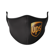 Load image into Gallery viewer, UPS Side Logo Reusable Face Mask - Protect Styles