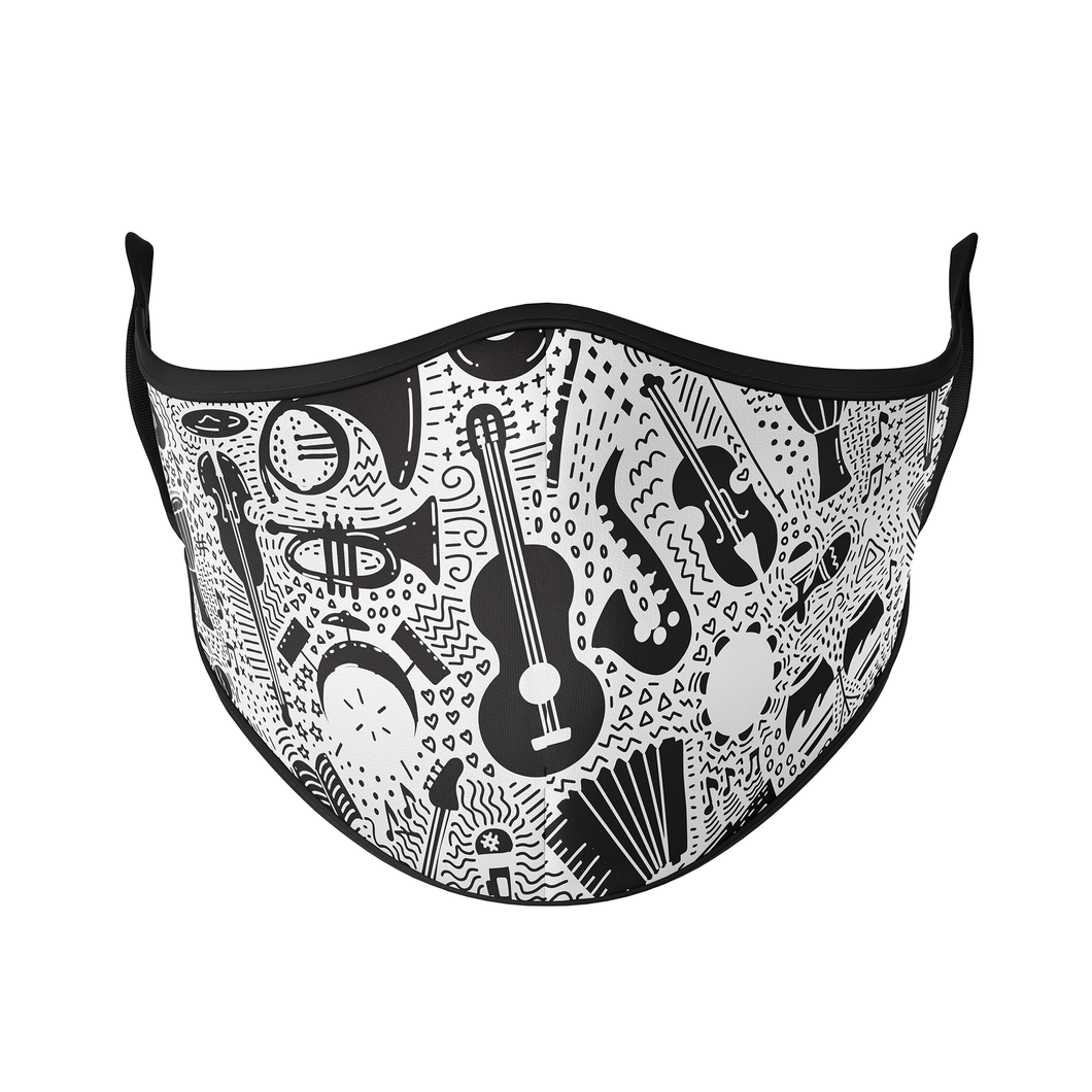 Vibes Reusable Face Masks - Protect Styles