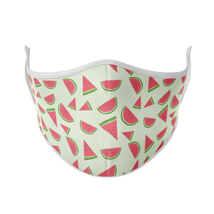 Watermelons Reusable Face Masks - Protect Styles