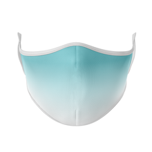 Load image into Gallery viewer, White Ombre Reusable Face Masks - Protect Styles