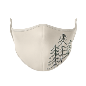 Winter Trees Reusable Face Masks - Protect Styles