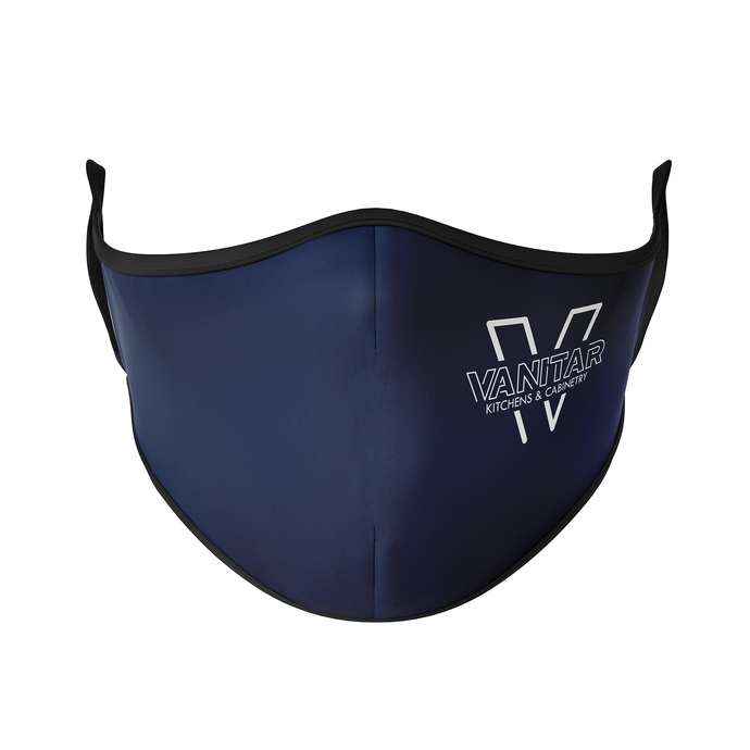 Vanitar Reusable Face Mask - Protect Styles