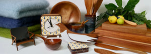 The Fantail House, Homeware & Woodware, NZ Made
