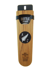 The Fantail House, Made in NZ, Bottle Opener, Amber Management Tool, Ian Blackwell
