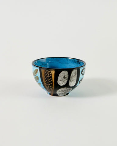 The Fantail House, Pip Gray, Ceramic Condiment Bowl, Hand-painted