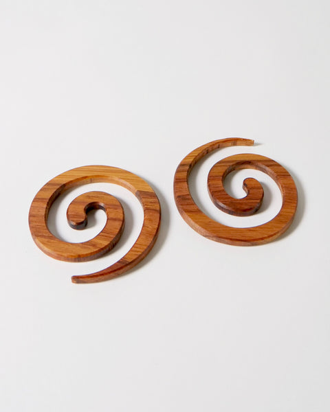 The Fantail House. Made iN New Zealand, Rimu, Coasters, Koru