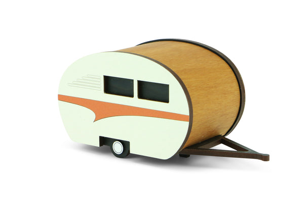 The Fantail House, NZ Made, Box Clever Caravan, Ian Blackwell