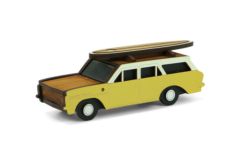 The Fantail House, NZ Made, Box Clever Holden, Car, Trinket Box, Ian Blackwell