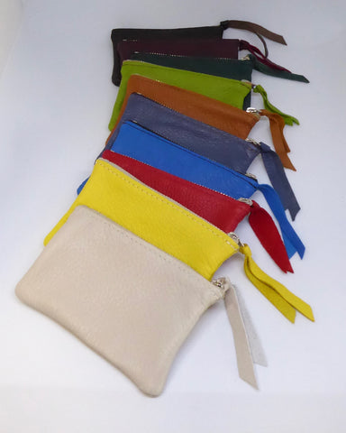 The Fantail House, NZ Made, Deerskin Purses, Eve Wallace, Four Peaks