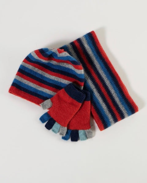 The Fantail House, Made in New Zealand, Possum Merino, Children's knitwear, Beanie, Gloves, Scarf