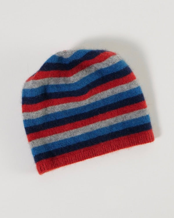 The Fantail House, Made in New Zealand, Possum Merino, Children's knitwear, Beanie