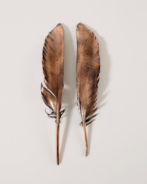 The Fantail house, Made In NewZealand, Copper Feathers