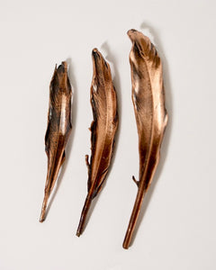 The Fantail House, Made in New Zealand, Copper Feathers
