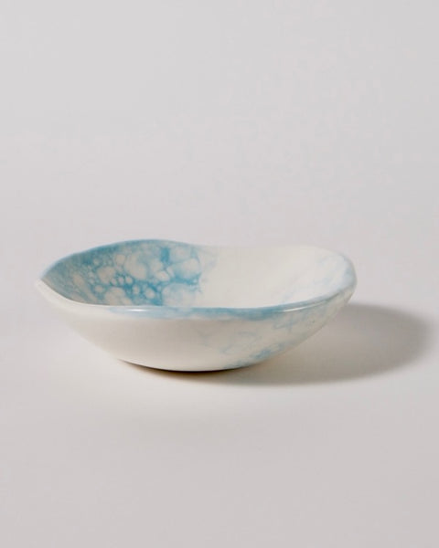 The Fantail House, Made in New Zealand, Ceramic Bowl, Bubble Glaze