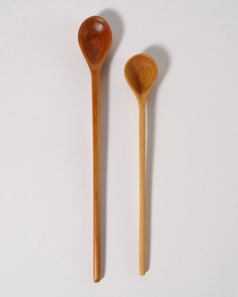 The Fantail House, Made in New Zealand, Wooden Spoons, Native Wood