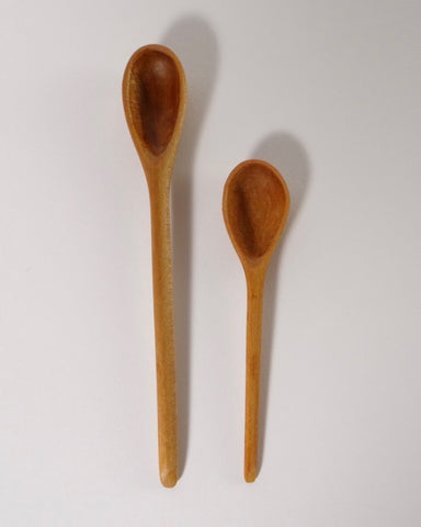 The Fantail House, Made in New Zealand, Kauri, Wooden Spoon