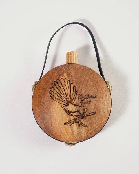 The Fantail House, Made in New Zealand, Rimu, Aroma Flask, Essential Oils, Fantail