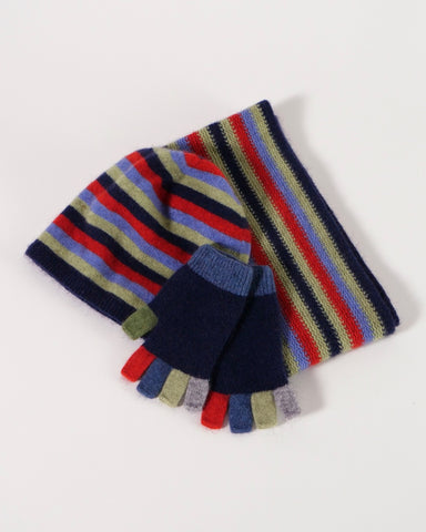 The Fantail House, Made in New Zealand, Possum Merino, Children's knitwear, Beanie & Scarf